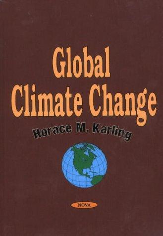 9781560729990: Global Climate Change