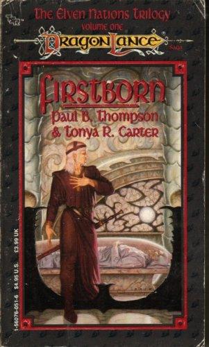 9781560760511: 001: Firstborn (The Elven Nation Trilogy, Volume One : Dragonlance)