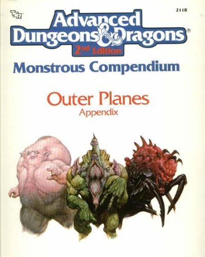 9781560760559: Monstrous Compendium (Advanced Dungeons & Dragons, 2118)