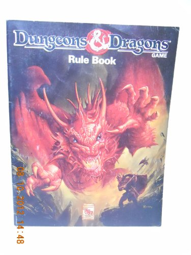 Dungeons and Dragons Game: Rule Book: Denning, Troy
