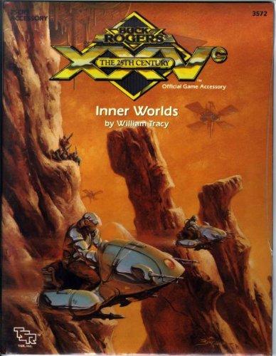 Inner Worlds (Buck Rogers XXVC: The 25th: William Tracy