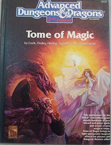 Tome of Magic: David Fuller Cook