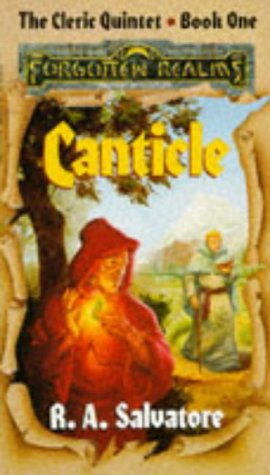 9781560761198: Canticle (Forgotten Realms: the Cleric Quintet) (Bk. 1)