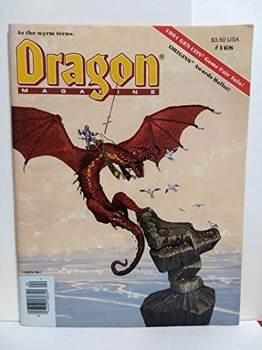 Dragon Magazine, No 168: Moore, Roger E.
