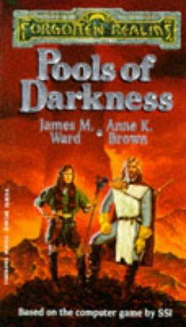 Pools of Darkness (Forgotten Realms Fantasy Adventure): James M. Ward,
