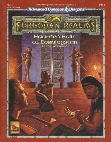 Advanced Dungeons & Dragons: Forgotten Realms -: Brown, Anne (ed.)