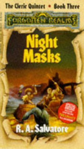 9781560763284: Night Masks (Forgotten Realms: the Cleric Quintet)