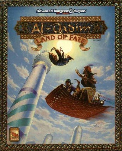 9781560763291: Land of Fate: Advanced Dungeons & Dragons, 2nd Edition, Al-Qadim, Boxed Set