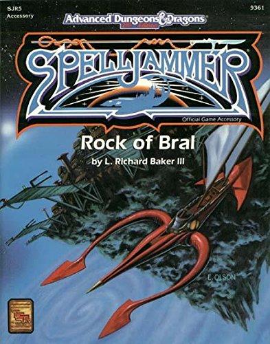 Rock of Bral, The (Spelljammer): L. Richard Baker