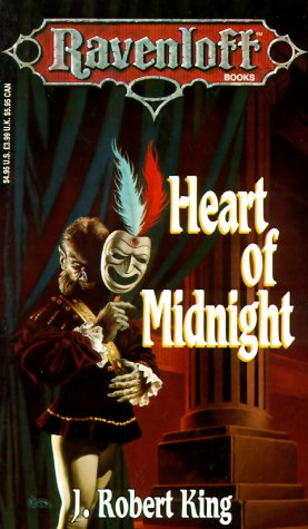Heart Of Midnight (Ravenloft Book)
