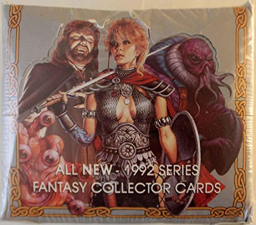 9781560763697: Fantasy Collector Cards: 1992 Series (Advanced Dungeons & Dragons, 2nd Edition)
