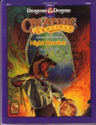 Night Howlers (Dungeons & Dragons Challenger Series) (1560763922) by Dupuis, Ann