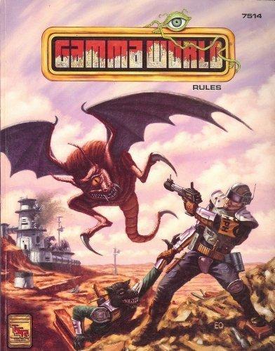 Gamma World Rules: Tsr 7514