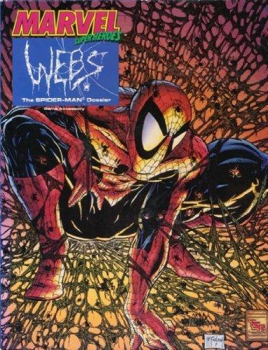 Webs: The Spider-Man Dossier, the Grandmaster Log,