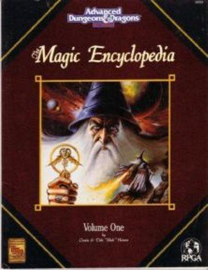 The Magic Encyclopedia, Vol. 1 (Advanced Dungeons & Dragons, 2nd Edition)