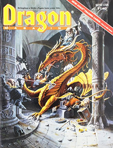 9781560764380: Dragon Magazine