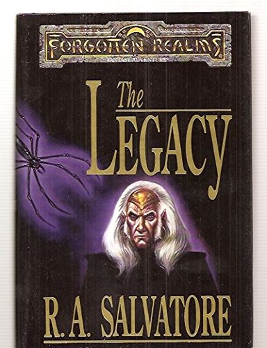 9781560765295: The Legacy (Forgotten Realms: Legacy of the Drow)