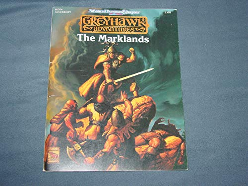9781560765592: The Marklands (World of Greyhawk WGR4) (Advanced Dungeons & Dragons)