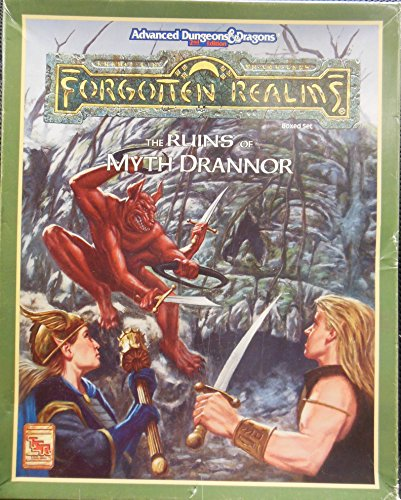 Ruins of Myth Drannor, The 1st Printing,