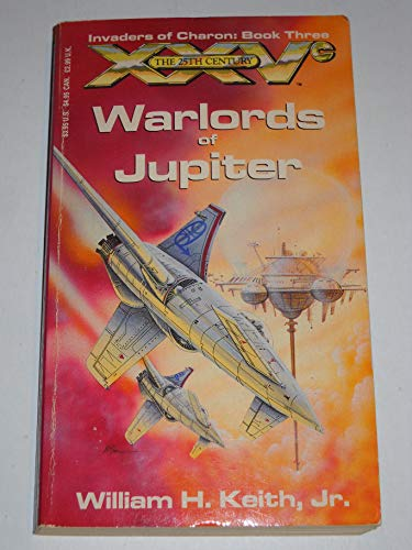 9781560765769: Warlords of Jupiter (Invaders of Charon)