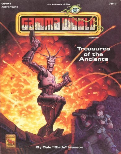 Treasures of the Ancients (Gamma World): Dale Henson
