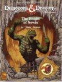 Knight of Newts, The (Basic Dungeons & Dragons (Original Edition) - Modules & Adventures - ...