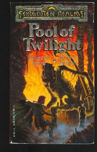 9781560765820: Pool of Twilight (Forgotten Realms, Book No 3)