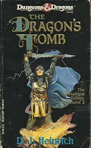 9781560765929: The Dragon's Tomb ): Dungeons and Dragons Novels (Penhaligon Trilogy, Book 2