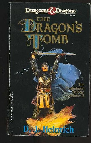 9781560765929: The Dragon's Tomb (Dungeons and Dragons Novels)