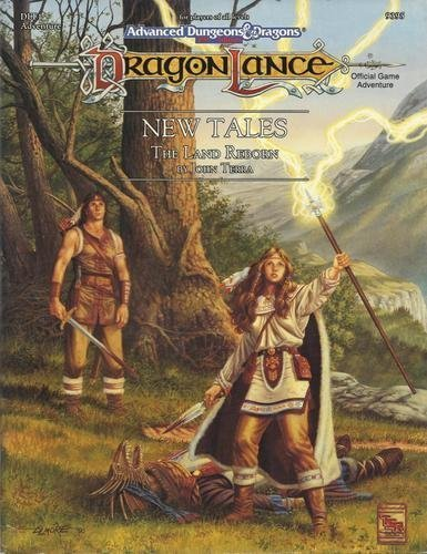 9781560766070: New Tales: The Land Reborn (Advanced Dungeons & Dragons 2nd Edition)
