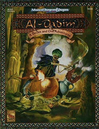 Dozen and One Adventures, A (Al-Qadim): Steven Kurtz