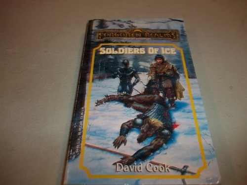 9781560766414: Soldiers of Ice (Forgotten Realms: The Harpers)