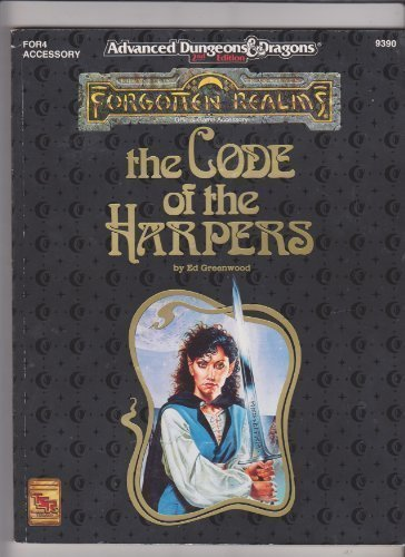 The Code of the Harpers (AD&D Fantasy