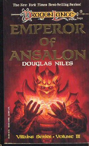 9781560766803: Emperor of Ansalon (Dragonlance Saga, Villains, Vol 3)