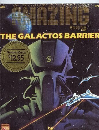 The Galactos Barrier (Amazing Engine System, Am5) (1560766905) by McComb, Colin