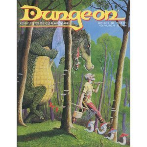 Dungeon Magazine : Issue 41 : May / June 1993: Young, Barbara G.