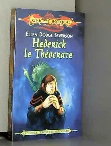 9781560768173: HEDRICK, THE THEOCRAT (DRAGONLANCE SAGA)