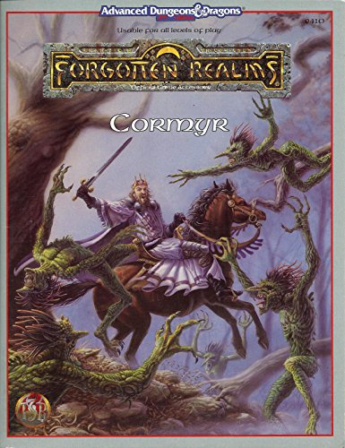 Cormyr (Forgotten Realms, No. 9410, Advanced Dungeons & Dragons Fantasy Roleplay): Haddock, ...