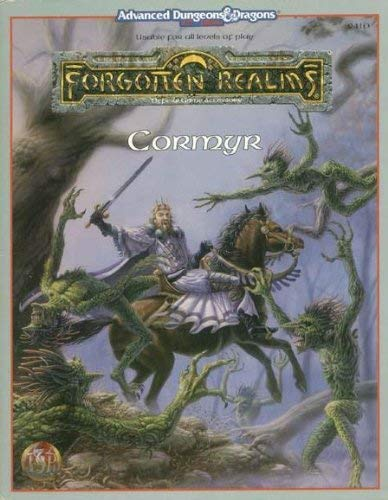 9781560768180: Cormyr (Forgotten Realms, No. 9410, Advanced Dungeons & Dragons Fantasy Roleplay)