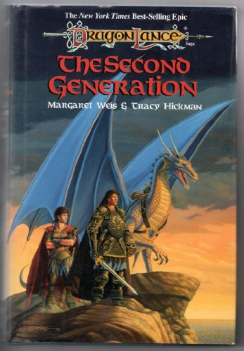 9781560768227: Dragonlance Saga: Second Generation: The Second Generation