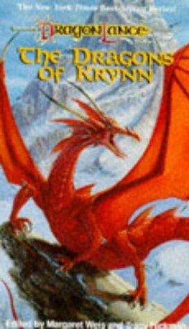 9781560768302: The Dragons of Krynn (Dragonlance: Short Stories)