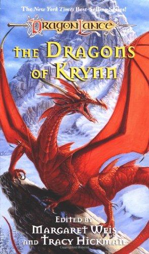 The Dragons of Krynn : Seven Hymns: Weis, Margaret (editor);