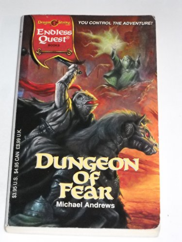 9781560768357: Dungeon of Fear (ENDLESS QUEST)