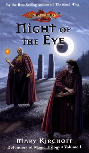 9781560768401: Night of the Eye: Defenders of Magic Trilogy, Volume 1