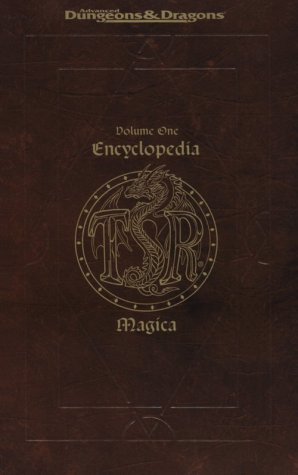 9781560768425: Encyclopedia Magica: A-C Vol 1 (Advanced Dungeons and Dragons 2nd Edition, 2141)