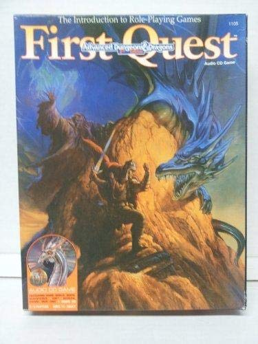 First Quest/Audio Cd Game (Advanced Dungeons &: Tsr Staff