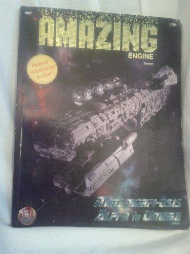 Metamorphosis Alpha to Omega (Amazing Engine System): Henson, Dale
