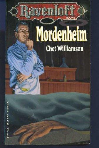 Mordenheim (Ravenloft): Williamson, Chet