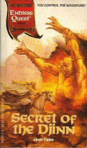 9781560768647: Secret of the Djinn (Endless Quest, Al-Qadim Setting)