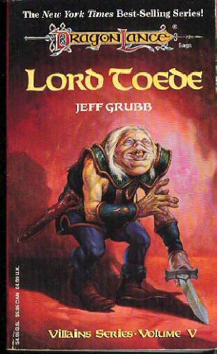 9781560768708: Lord Toede (Dragonlance: Villains)